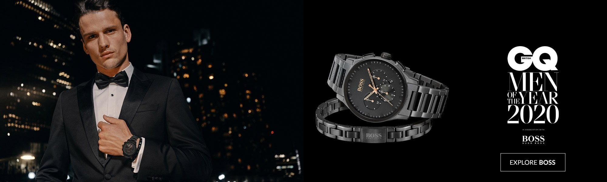 BOSS Watches - Explore the Collection