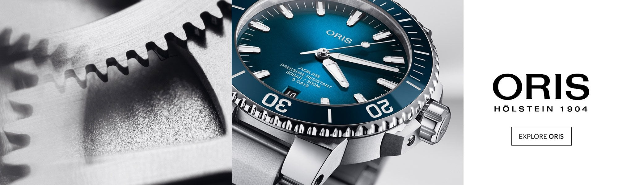 Oris Watches - Explore the Collection