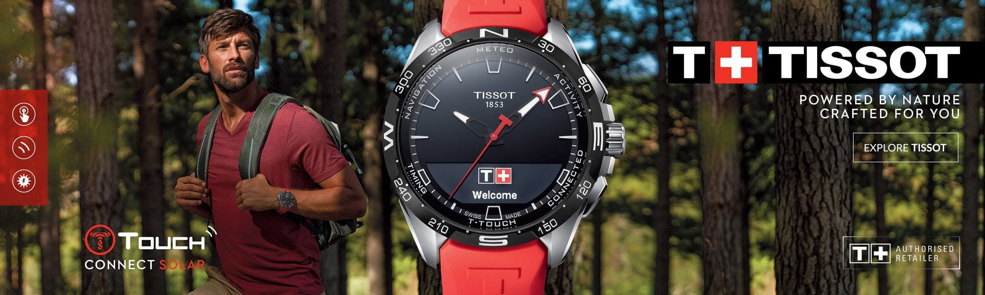 Tissot Watches - Explore the Collection