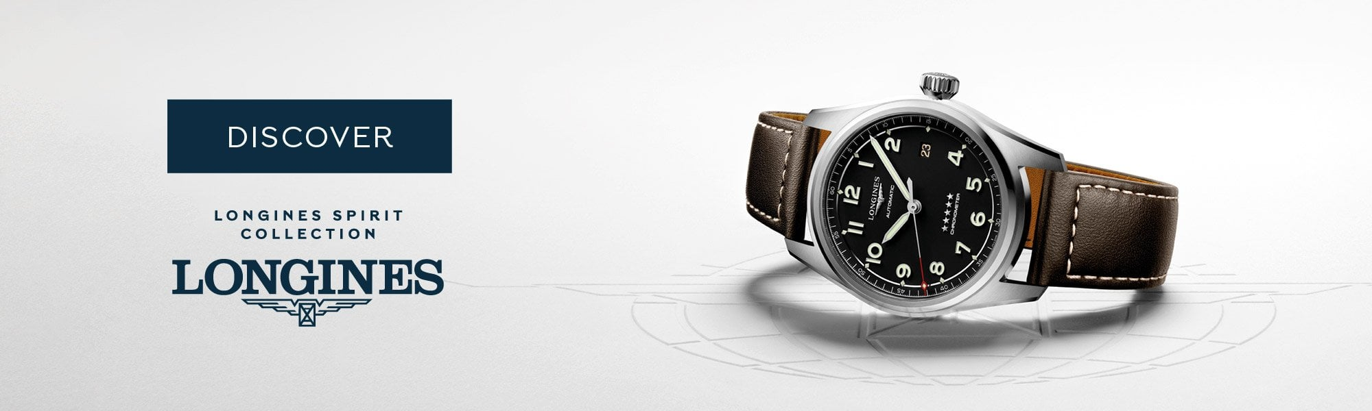 Longines Spirit Watches - Explore the Collection