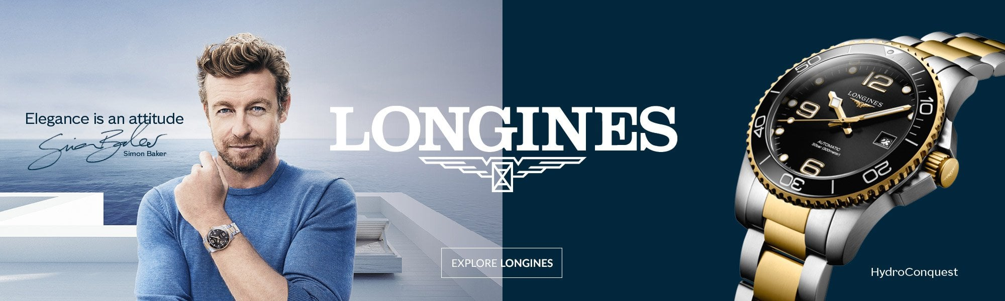 Longines Watches - Explore the Collection