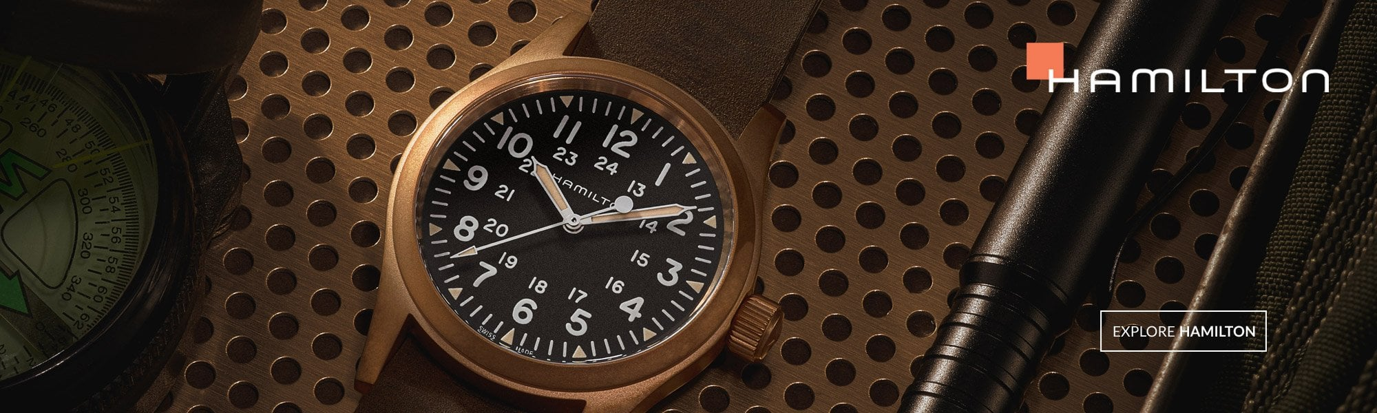 Hamilton Watches - Explore the Collections
