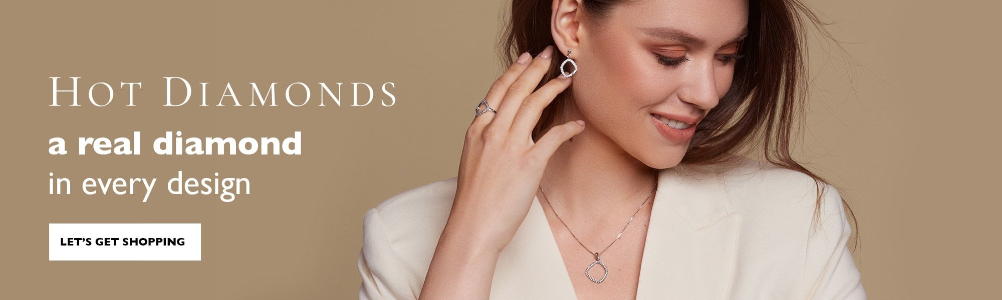 Hot Diamonds Jewelley - Explore the Collection