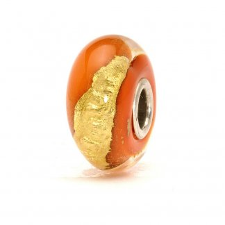 Murano Glass Belly Chakra Bead 62002