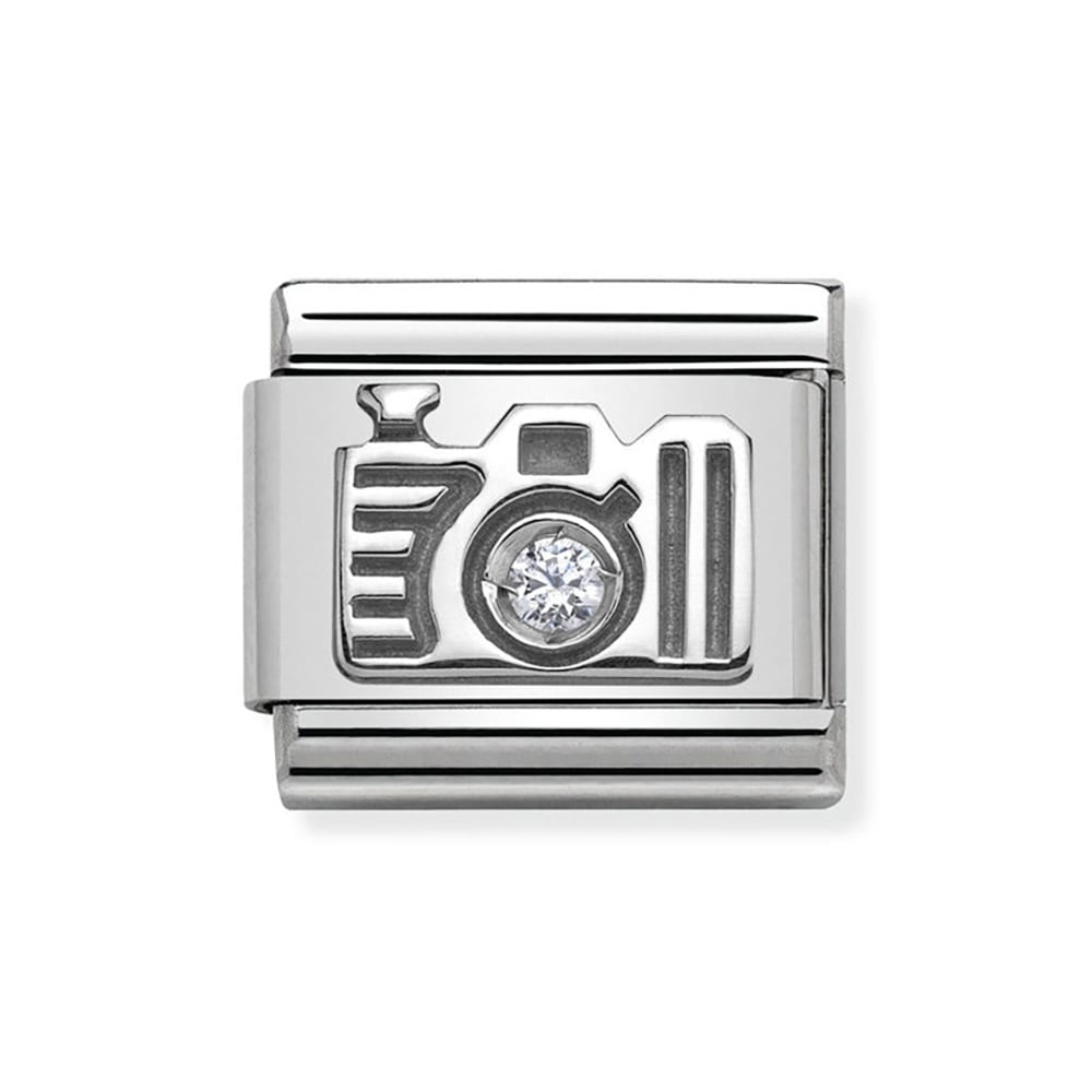 Nomination Composable All Around The World Classic Camera Charm Product  Code  330311 06 5f3870ee38