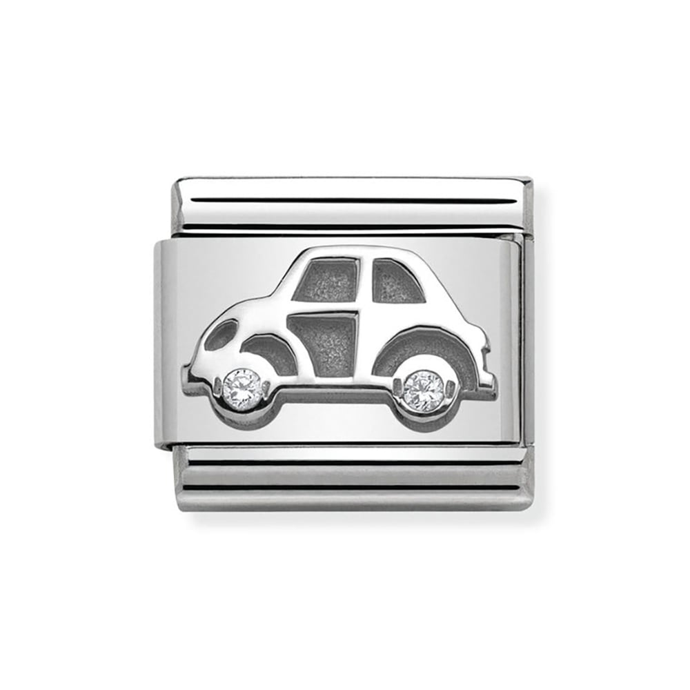 Nomination Composable Silvershine All Around The World Classic Car Charm  Product Code  330311 05 55bf06fd91cf