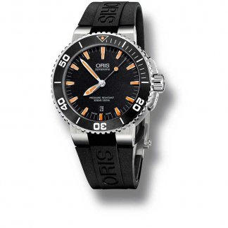Men's Aquis Date 300M Automatic Diver's Watch
