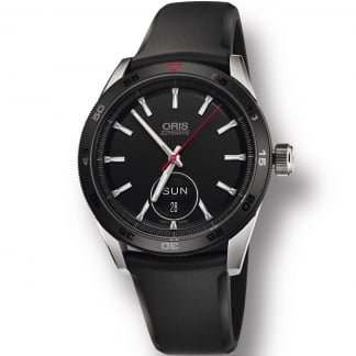 Men's Artix GT Day-Date Silicone Strap Automatic Watch