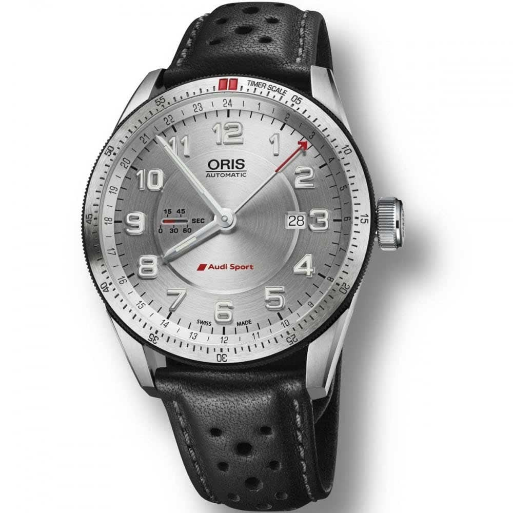 ORIS Mens Artix GT GMT Audi Sport Automatic Watch Watches From - Audi watch