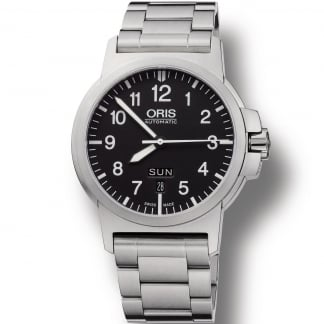 Men's BC-3 Advanced Day-Date Automatic Watch