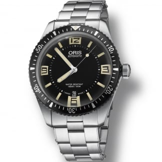 Men's Steel Divers Sixty-Five Iconic Special Edition Watch