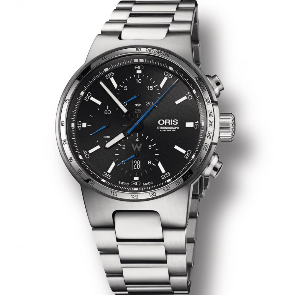 0a3236c7f ORIS Men's Williams Automatic Chronograph Watch - Watches from ...