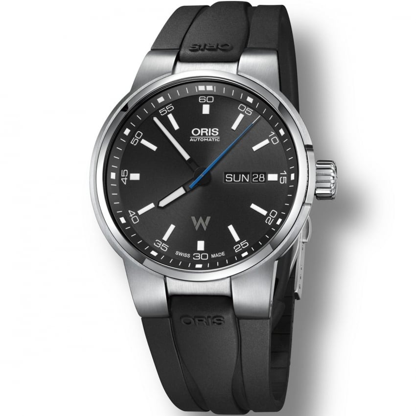 ORIS Men's Williams Day-Date Automatic Watch 01 735 7740 4154-07 4 24 54FC