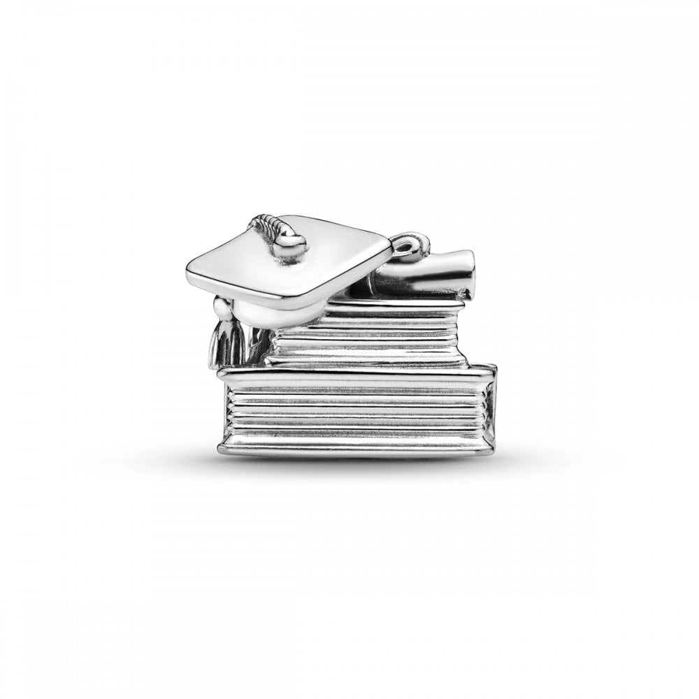 Pandora 2020 Graduation Books Charm