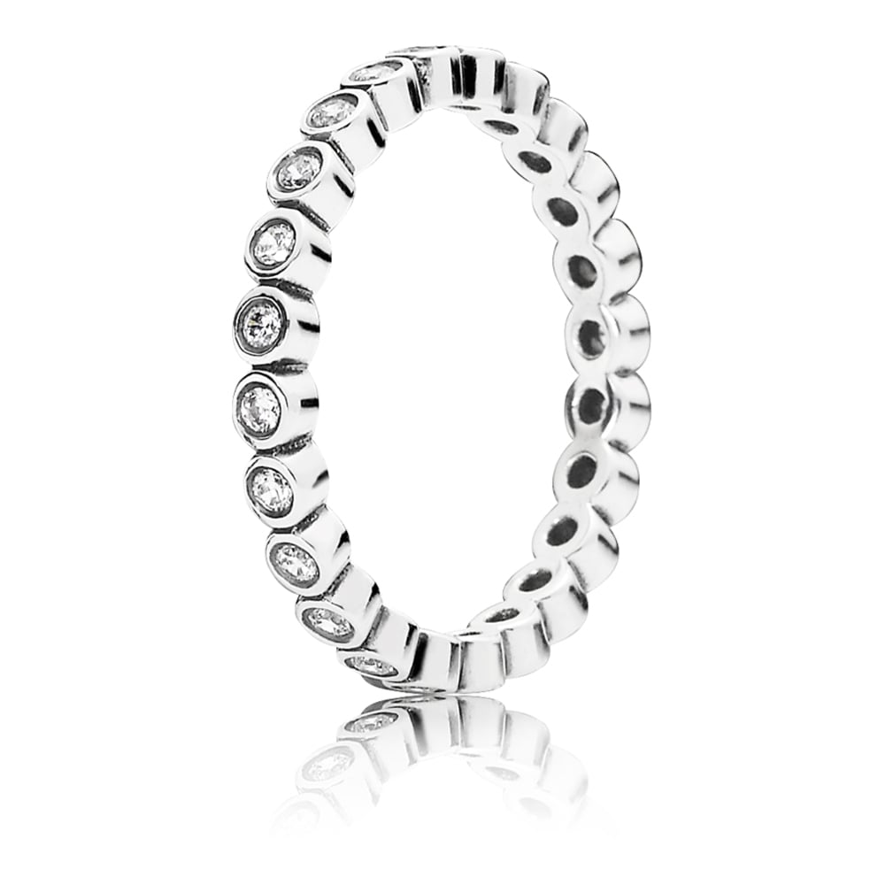 b137610f6 Pandora Alluring Delicate Brilliant Ring - Jewellery from Francis ...