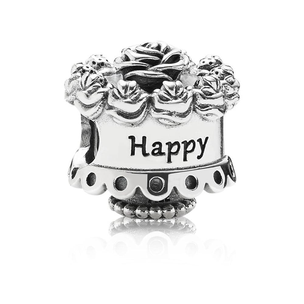 Outstanding Pandora Birthday Cake Charm Jewellery From Francis Gaye Birthday Cards Printable Opercafe Filternl