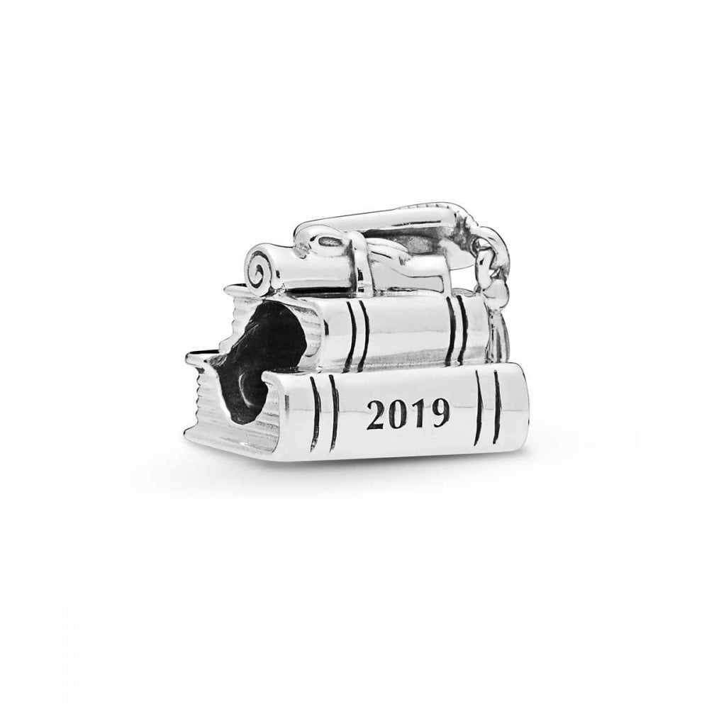 cefcd1533 Pandora Graduation Cap, Book & Scroll Charm - Jewellery from Francis ...