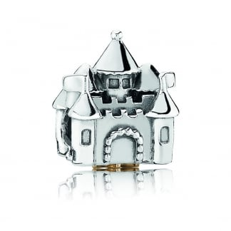 Castle & Crown Charm