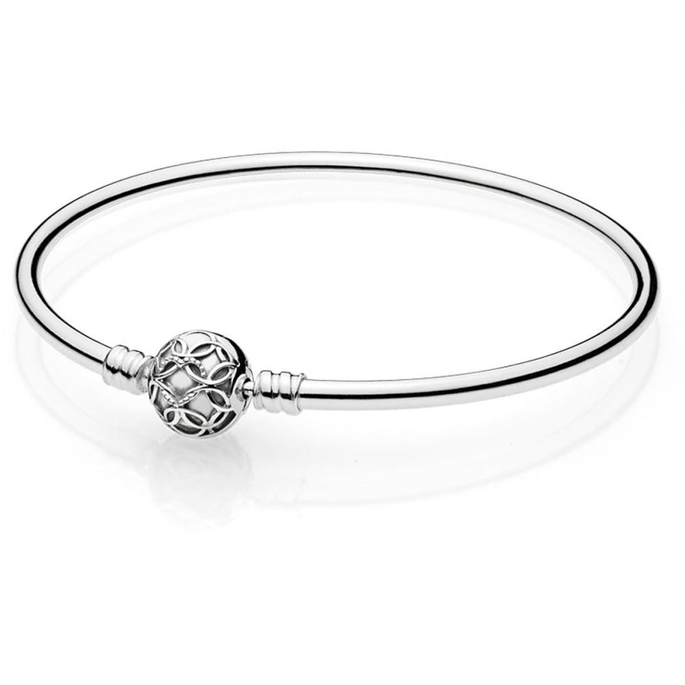 0a1238471 Pandora Celebration Bangle - Jewellery from Francis & Gaye Jewellers UK