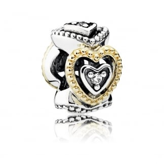 Celebration of Love Spacer Charm