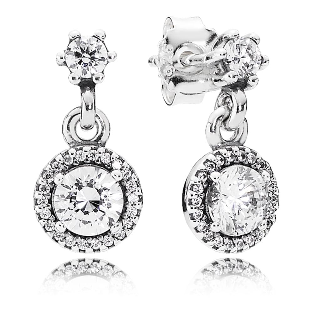 90f602588 Pandora Classic Elegance Earrings - Jewellery from Francis & Gaye ...