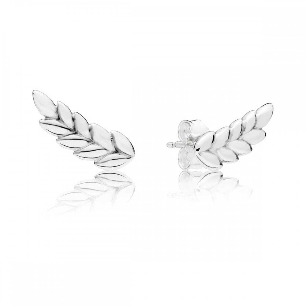 8650dfe68 Pandora Curved Grains Stud Earrings - Jewellery from Francis & Gaye ...