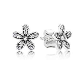 Dazzling Daisies Stud Earrings