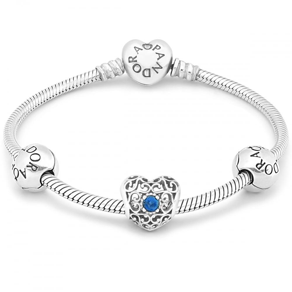 pandora december birthstone bracelet jewellery from francis gaye