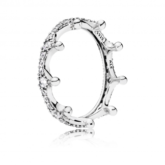 Enchanted Crown Ring