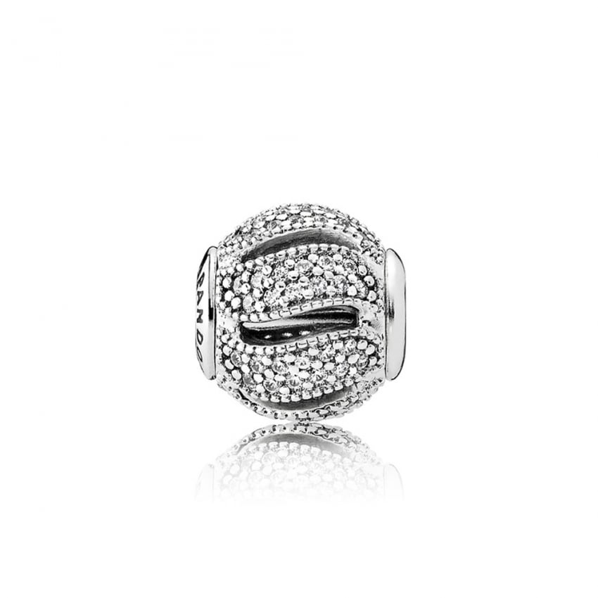 PANDORA ESSENCE Loyalty Charm 796074CZ