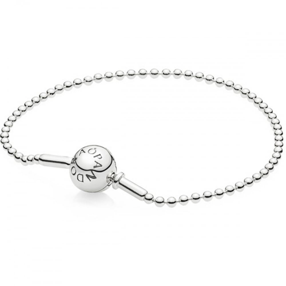 azendi rose jewellery ball chain vermeil bracelet