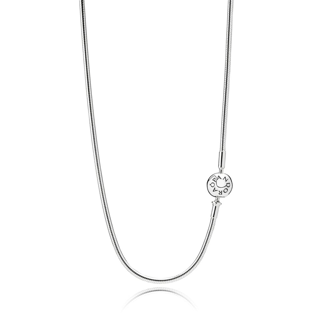 593772ace Pandora ESSENCE Silver Necklace - Jewellery from Francis & Gaye ...