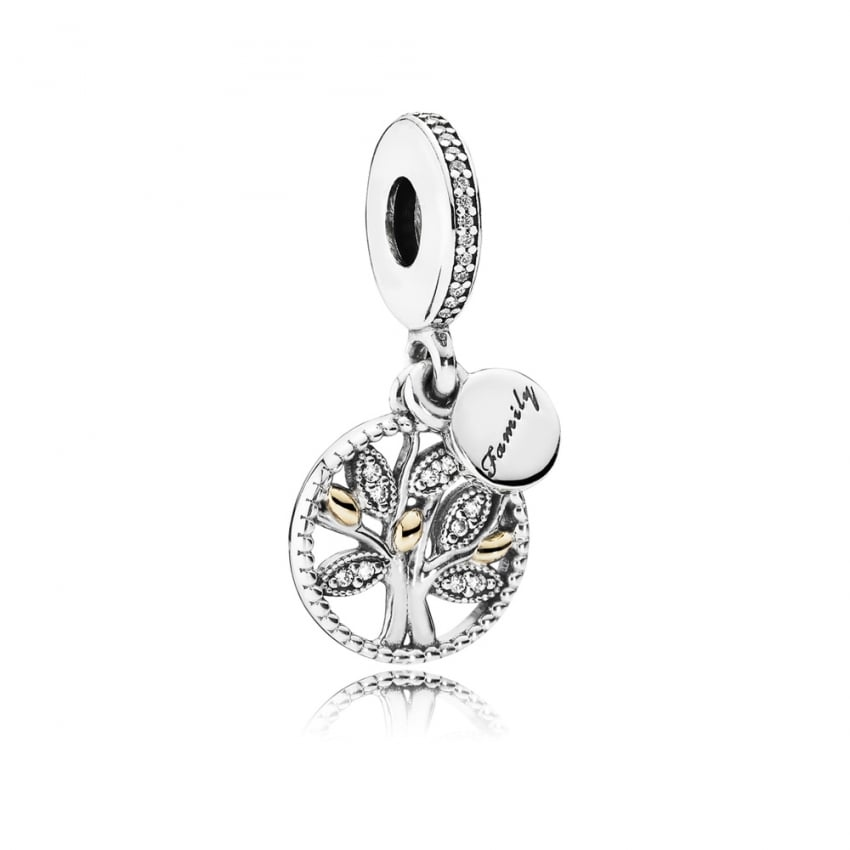 PANDORA Family Heritage Dangly Charm 791728CZ