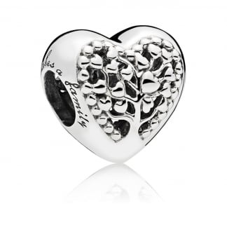 Flourishing Hearts Charm