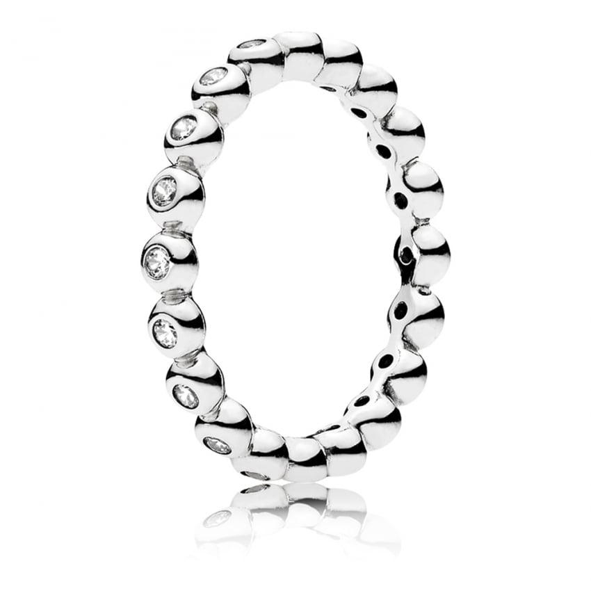 PANDORA For Eternity Ring 191032CZ