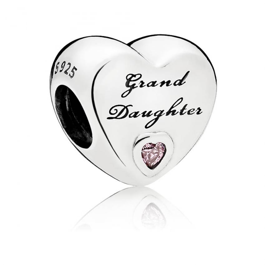 PANDORA Granddaughter's Love Charm 796261PCZ