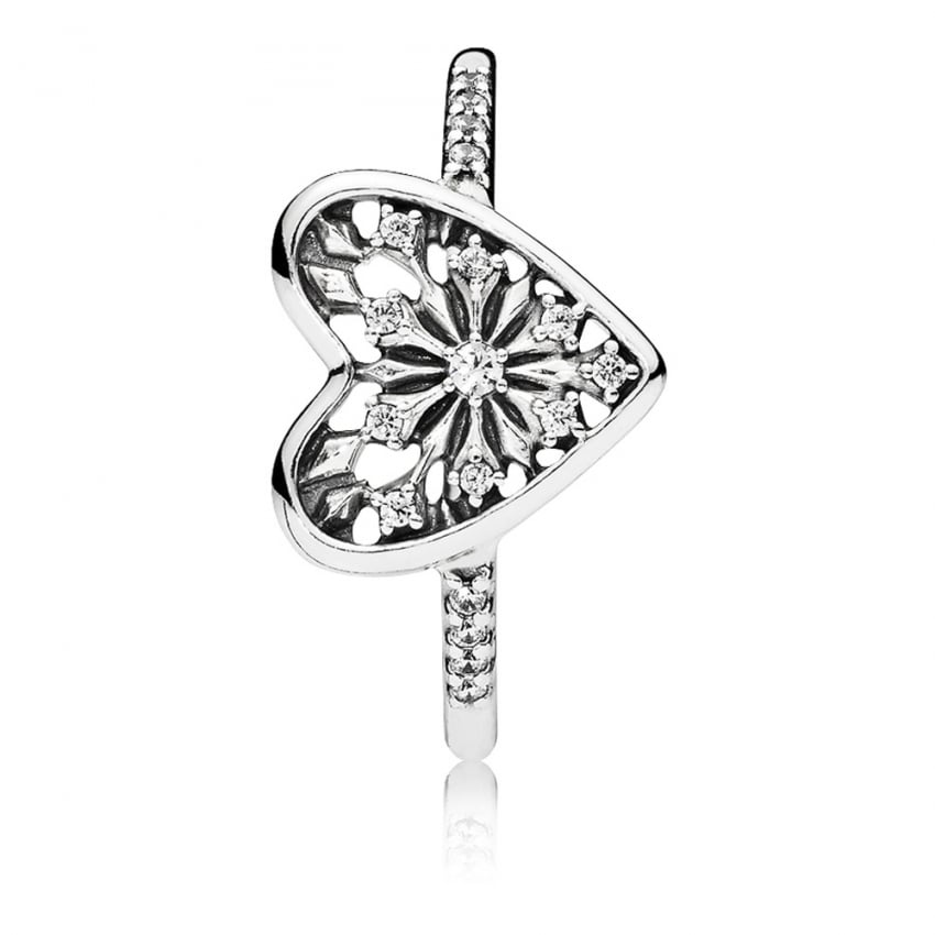 PANDORA Heart of Winter Ring 196371CZ