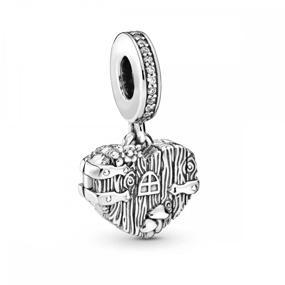 Pandora Home Sweet Heart Dangle Charm Jewellery From Francis Gaye Jewellers Uk