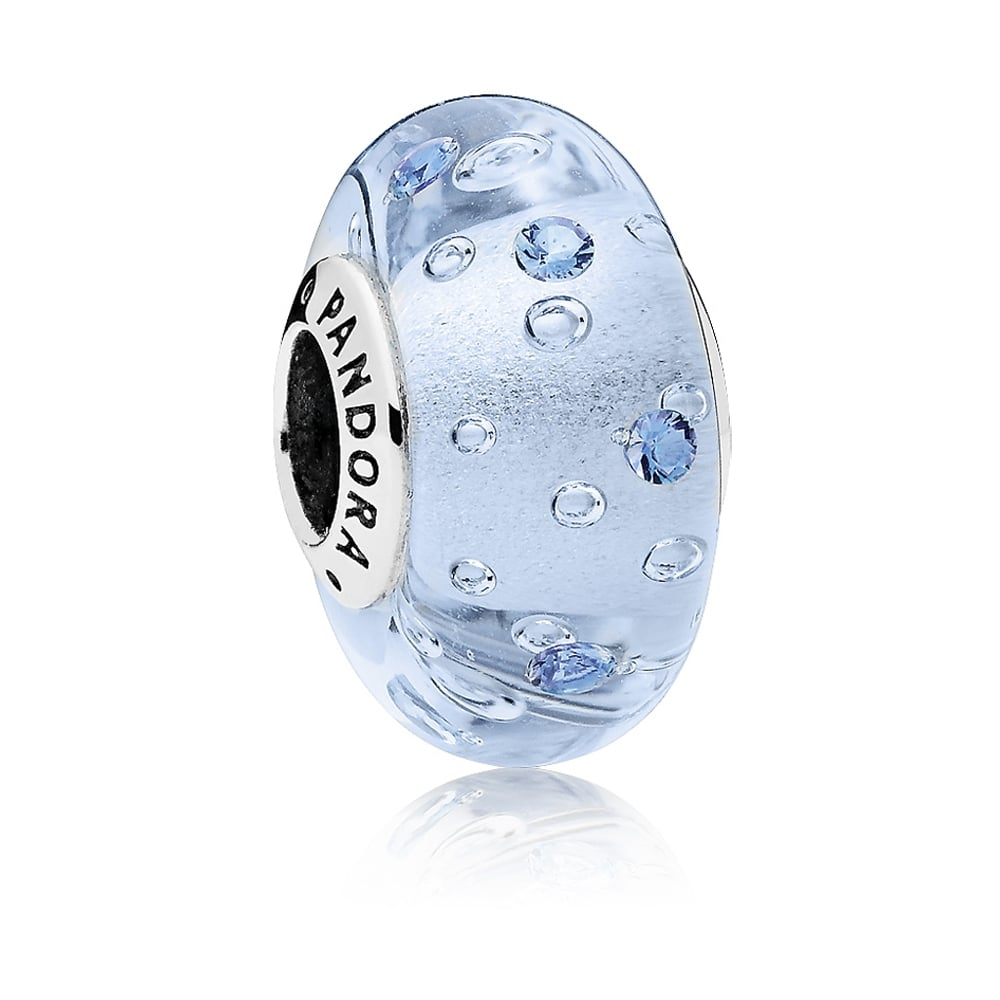 PANDORA Ice Drops Glass Murano Charm Jewellery From Francis Gaye - Cool invoice template free pandora store online