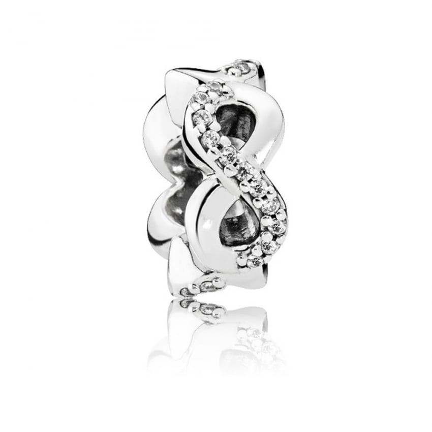 PANDORA Infinite Love Spacer 792101CZ