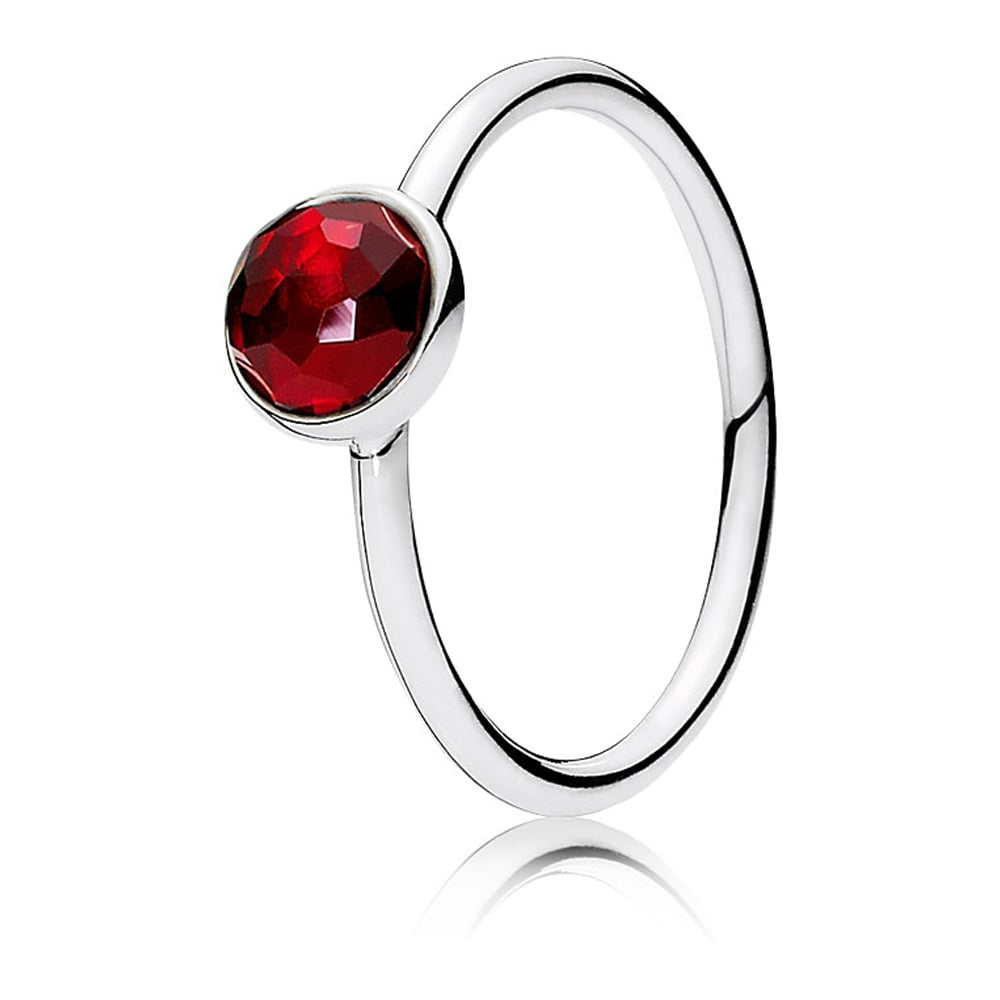 7e0d9c607 Pandora July Droplet Birthstone Ring - Jewellery from Francis & Gaye ...