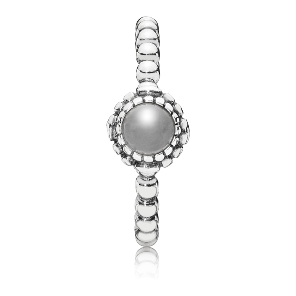 bcbaf8979 Pandora June Birthstone Ring - Jewellery from Francis & Gaye ...