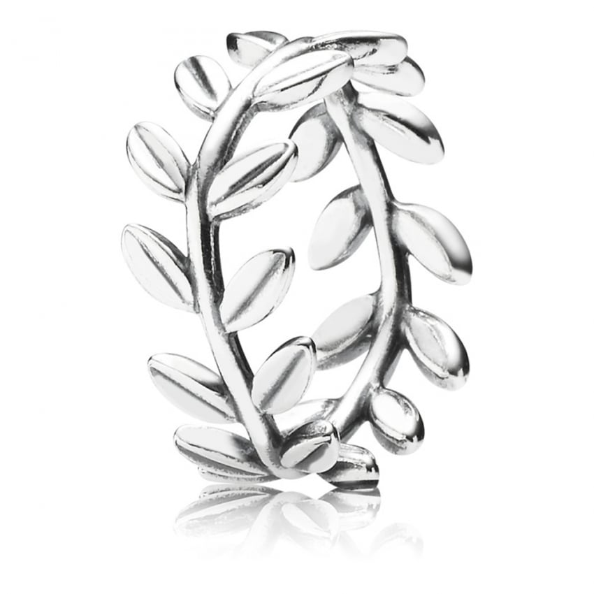 PANDORA Laurel Wreath Ring 190922