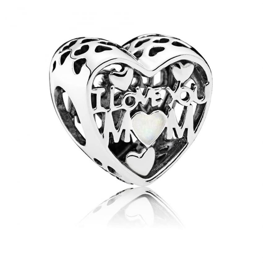 PANDORA Love for Mother Charm 792067EN23