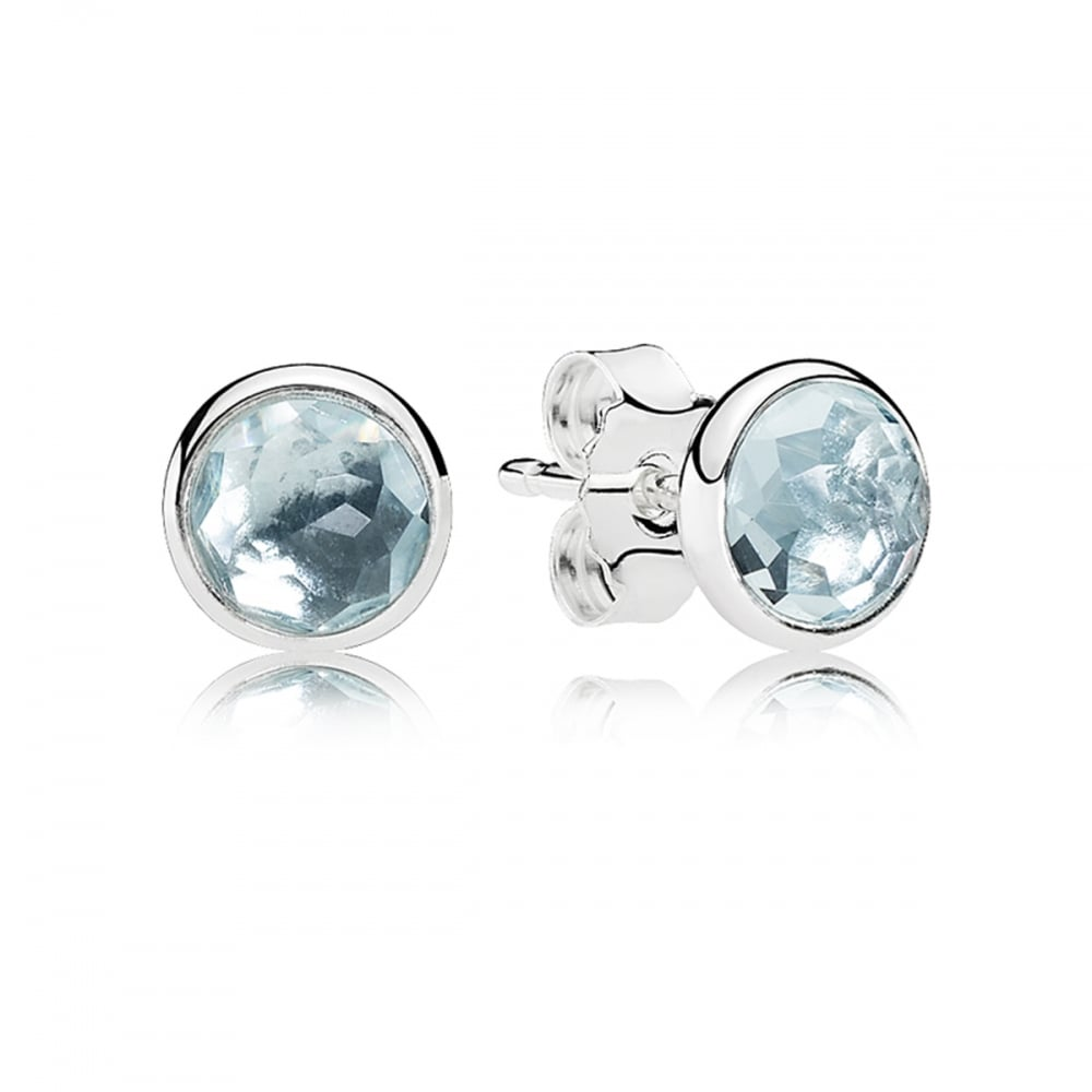 c8d07ccaa Pandora March Droplets Stud Earrings - Jewellery from Francis & Gaye ...
