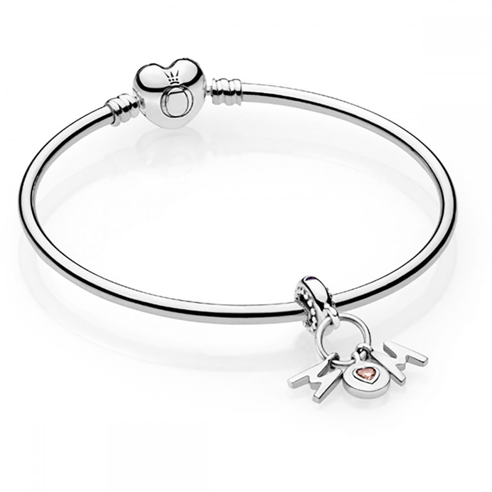 21918047a Pandora Mother's Day Bangle - Jewellery from Francis & Gaye Jewellers UK