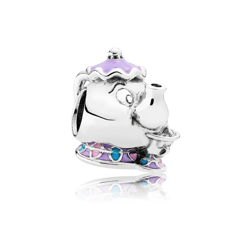 PANDORA Disney, Mrs Potts & Chip Charm 792141ENMX