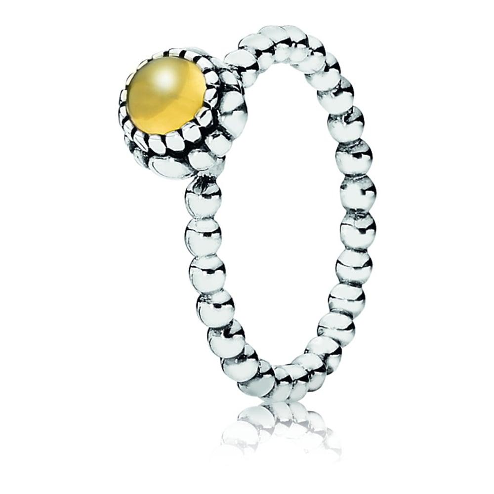 148737f5b Pandora November Birthstone Ring - Jewellery from Francis & Gaye ...