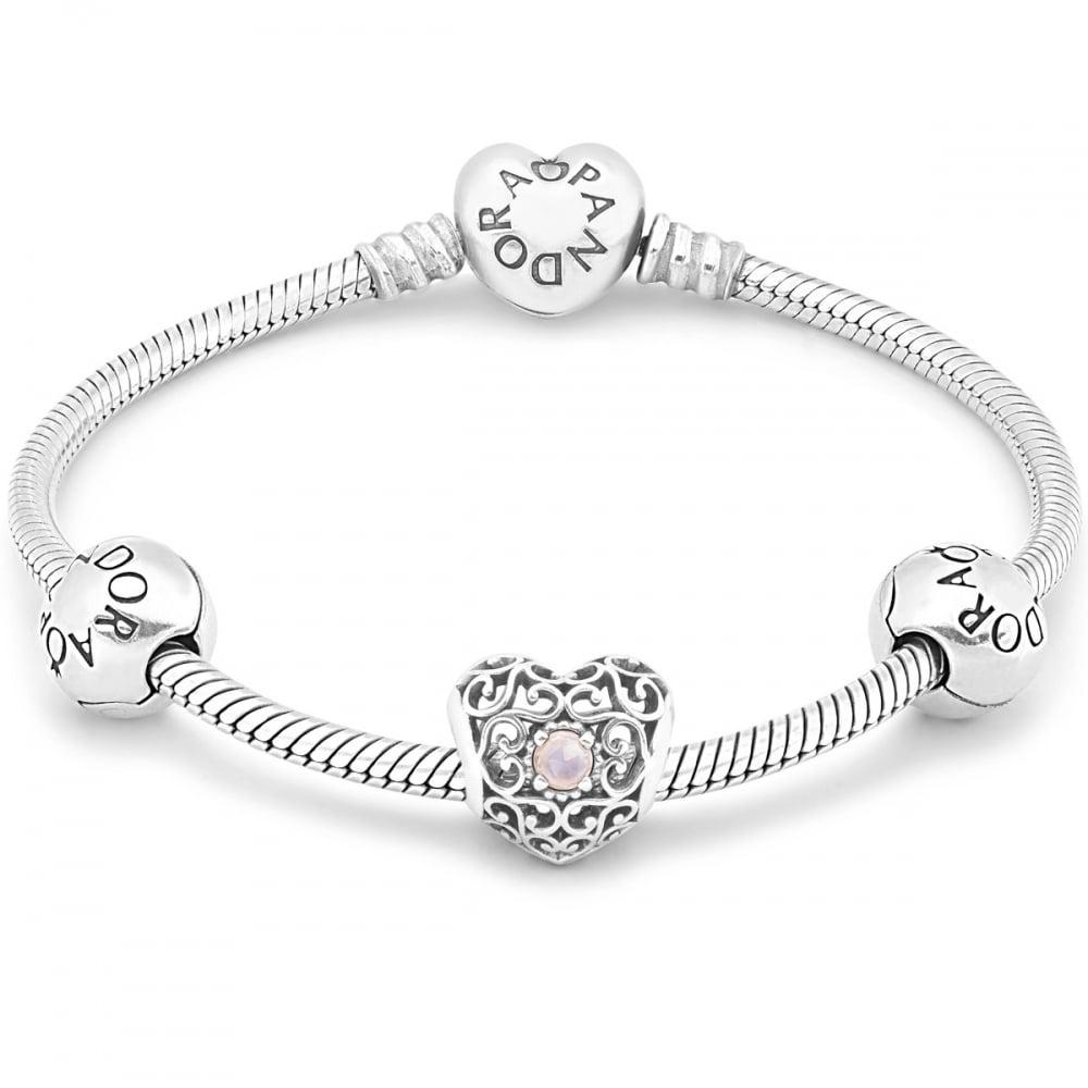 e28850265 Pandora October Birthstone Bundle - Jewellery from Francis & Gaye ...