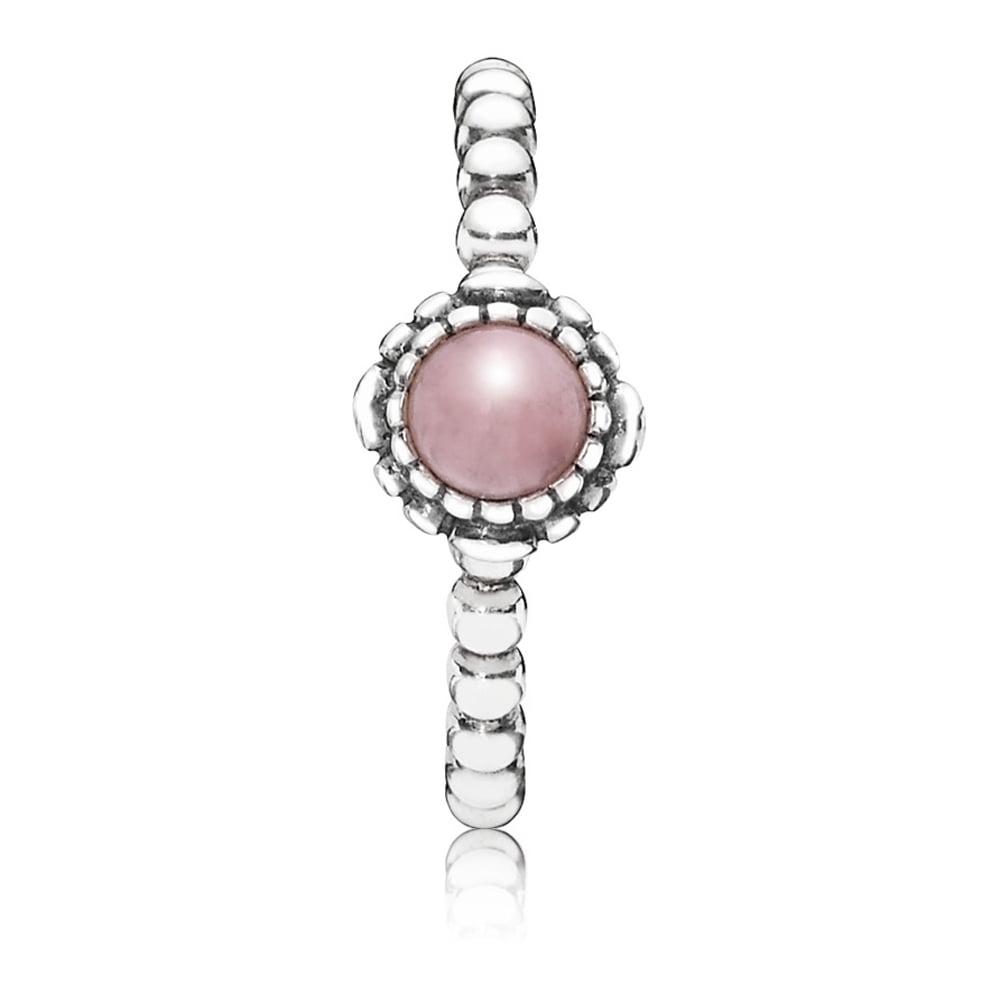 Pandora October Birthstone Ring Jewellery From Francis Gaye